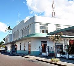 Estación al Pacífico