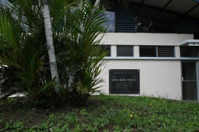 Hospital Nacional Psiquiátrico Manuel Antonio Chapuí y Torres