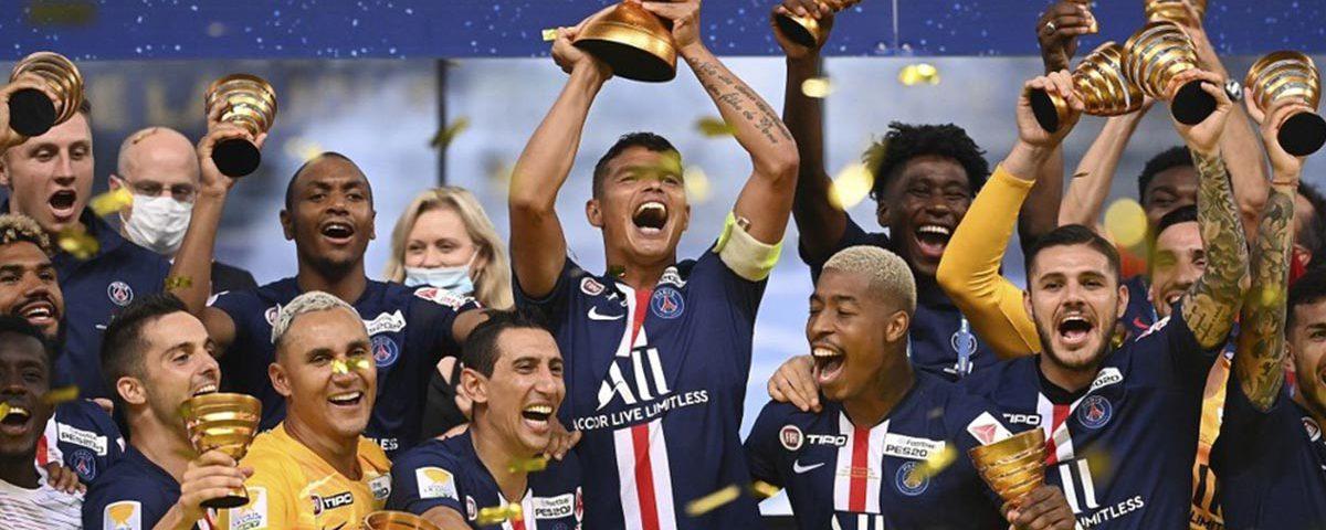 PSG Copa Liga de Francia