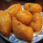 Pastelitos de Pejibaye y Yuca