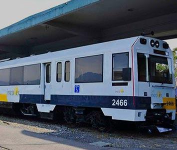 Tren Urbano Costa Rica