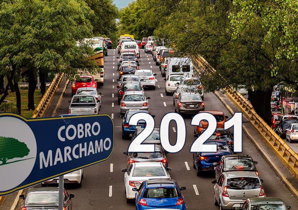 Marchamo 2021
