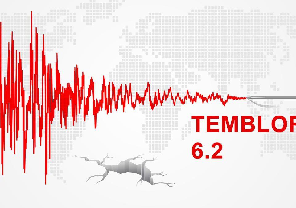 Temblor Costa Rica