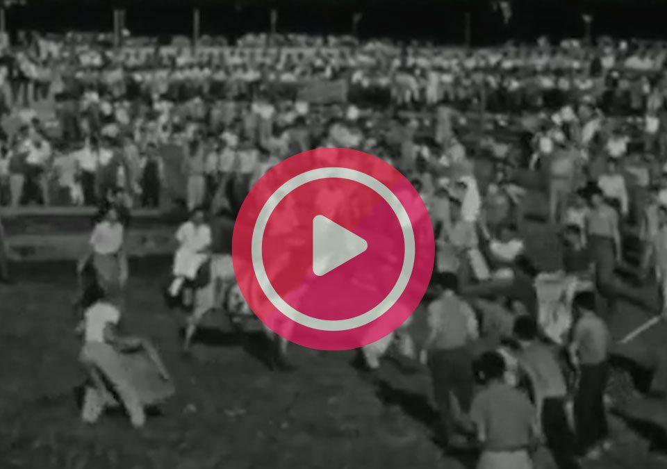 Toros a la tica 1940